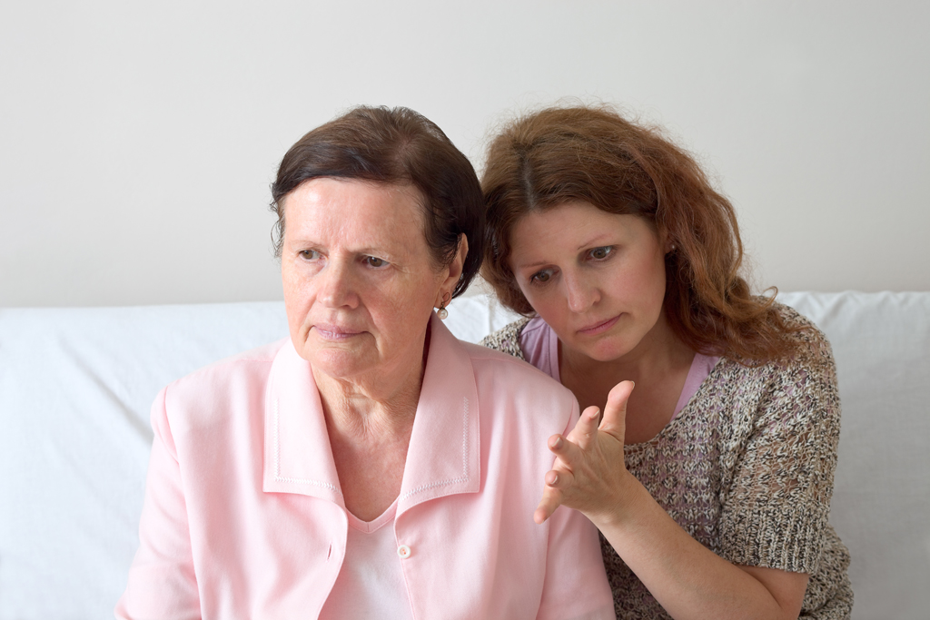 Home Care for Stubborn Aging Parents